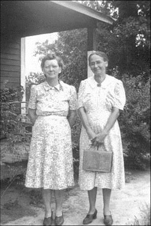 clara beatty luckey and emma nixon